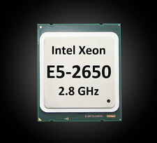 Intel Xeon E5-2650 Box | 8x 2.0 - 2.8 GHz | BX80621E52650 (CM8062100856218) 2011