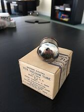 717A WESTERN ELECTRIC NOS TUBE/VALVE