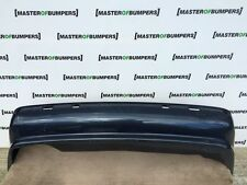 BMW 5 SERIES E39 SALOON REAR BUMPER IN DARK BLUE [330]