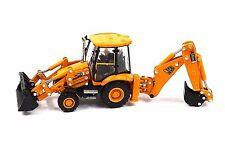 JCB 3CX BACKHOE LOADER CON15 1:87 NEW MODEL DEALER PACKAGING