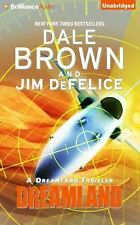Dale Brown's Dreamland: Dreamland 1 by Dale Brown and Jim DeFelice (2015, CD,...