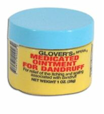 Glovers Medicated Ointment for Dandruff 1 oz (Pack of 2)