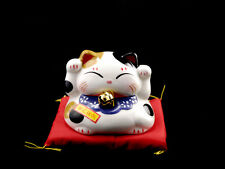 TIRELIRE CHAT PROSPERITE JAPON MANEKI NEKO TOP QUALITE