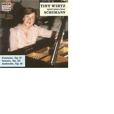 Tiny Wirtz  plays Schumann