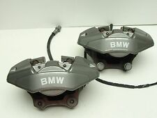 (2) BMW E82 E88 135i LH & RH Rear Brake Caliper Factory Brembo 2008-2013 USED