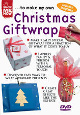 SHOW ME HOW - CHRISTMAS GIFTWRAP - DVD - REGION 2 UK