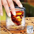 Skull Halloween Vodka Shot Whiskey Wine Beer Bar Glass Drinking Cup Party Cookin