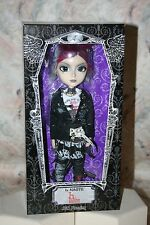 "TAEYANG JUN PLANNING HORIZON H. NAOTO ANARCHY PULLIP DOLL 12""  GOTH NEW"