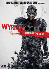 Wyrmwood: Road of the Dead (DVD, 2015) horror movie scary scifi dytopian zombies