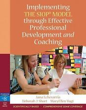 Implementing the SIOP Model Through Effective Professional Development and Coach