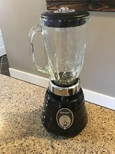 Vintage Oster 4094 Classic Retro Chrome Beehive 500W 2 Speed Glass Blender EUC