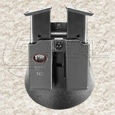 Fobus 9mm Single Stack Magazine Pouch for Ruger LC9 - 6911ND