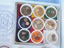 CUSTOM  YANTRA ON REAL PARCHMENT ANY DESIRE - HAND WRITTEN - ENERGIZED KAVACH
