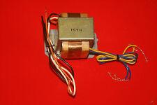 Telefunken Cassettendeck RC 200-Tapedeck-Ersatzteil-Netztransformator !
