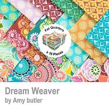 Amy Butler Fabric Dream Weaver Fat Quarter Modern Quilt Fabrics Quarters Vintage