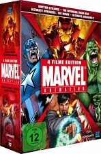 DVD *Marvel Box 1-Marvel-Limited Edition *NEU OVP (4 Disc Set)