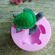 s, Tortoise Shape Silicone Fondant Mould Cake Decorating Baking Chocolate Mold