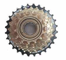 Shimano 7 Speed Freewheel 14-28 7 Spd Thread-on Tourney Free-Wheel MF-TZ21