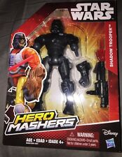 Hasbro Star Wars Disney Hero Mashers Action Figure Black Storm Shadow Trooper
