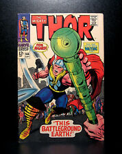 COMICS: Marvel: Thor #144 (1967) - RARE (spiderman/avengers/loki/x-men)