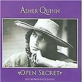 Asher Quinn - Open Secret (2009)  CD NEW/SEALED  SPEEDYPOST
