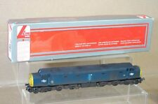 LIMA 5060 KIT BUILT BR BLUE 1-CO-CO-1 CLASS 40 LOCO 262 WEATHERED MINT BOXED mv
