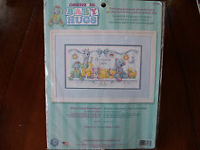 Dimensions Baby's Friends Birth Record Counted Cross Stitch NEW LAST ONE