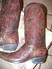 NIB Old Gringo Women's Lauren Inlay  Boots Cowboy GORGEOUS Size 8.5 $625