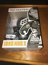 War Machine Marvel Mighty Muggs 100% Recycled Exclusive Sealed Vinyl 2010