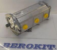 PELJOB Sirius Dreifachpumpe Minibagger PNNN6-6-4DSC46