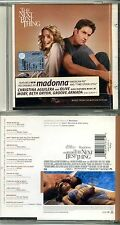 THE NEXT BEST THING - 2000 - MADONNA Aguilera MOBY Groove Armada Manu Chao