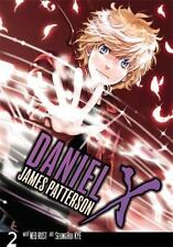 Daniel X the Manga: Daniel X Vol. 2 by James Patterson and Ned Rust (2011,...