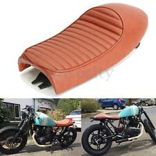 Universal Hump Cafe Racer Vintage Saddle Seat For SUZUKI GN125 GN250 GN400 GR650