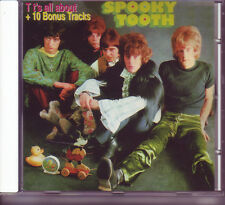 SPOOKY TOOTH - It's All About  + 10 Bonus Tracks CD