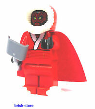 LEGO Star Wars figurine (9509) Darth Maul in red Christmas clothing