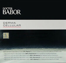 Babor Doctor Cellular Ultimate Derma Optimizer 1 X 50ml And 4 X 10ml Brand New