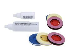 Refill Set for Disc Scratch Repair & Cleaner Kit DVD CD Bluray Disk XBOX PS3 360