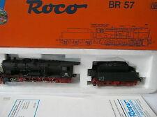 ROCO HO 04116 a vapore Lok/stilo-Tenderlok BR 57 3468 DB (rg/bu/003-69s9/1)