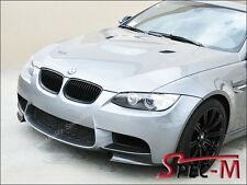 P TYPE CARBON FIBER FRONT LIP SPOILER FOR 2008-2013 E90 E92 E93 BMW M3