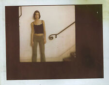 PHOTO ANCIENNE - VINTAGE SNAPSHOT - FEMME MODE POLAROID POLA - WOMAN FASHION 8