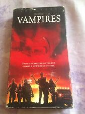 John Carpenter's Vampires VHS James Woods