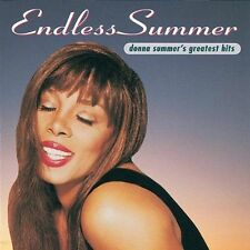 DONNA SUMMER - ENDLESS SUMMER - CD NEW SEALED 1994 - 19 TRACKS