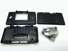 B Black Replacement Housing Shell Faceplate Case Cover f Nintendo DS NDS Console