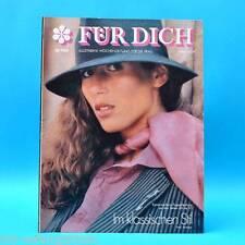 DDR FÜR DICH 38/1980 NVA Manöver Bad Doberan WBK Berlin U. Kulcz Perlcichlide B