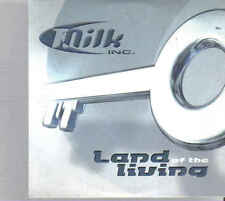 Milk Inc-Land Of The Living cd  single Eurodance Belgium