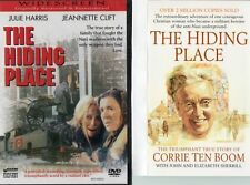 The Hiding Place DVD - All Regions, & The Hiding Place Book, Corrie Ten Boom,New