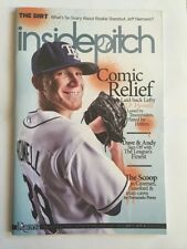 Tampa Bay Rays Inside Pitch - Game Program - J.P. Howell - 2009 Issue #6