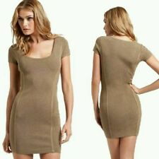 GUESS BY MARCIANO TILAR SWEATER DRESS BODY CON
