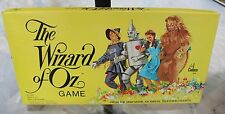 Vintage The Wizard of OZ Board Game New Sealed Unused 1974 Cadaco High Grade Art