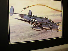 Hudson WWII Patrol Lockheed Artist Aviation Archives Ebay Largest selection